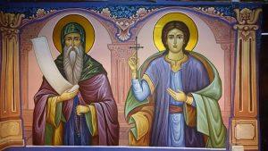 Свети Йоан Рилски Чудотворец и Свети Георги Нови Софийски